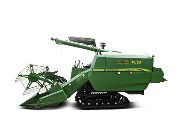 谷*水稻收割机